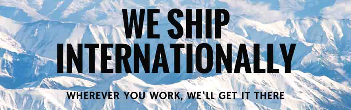 Ship internationally