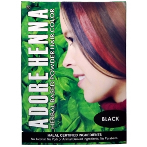 Adore Henna Based Herbal Hair Colour Sachet 10 GM