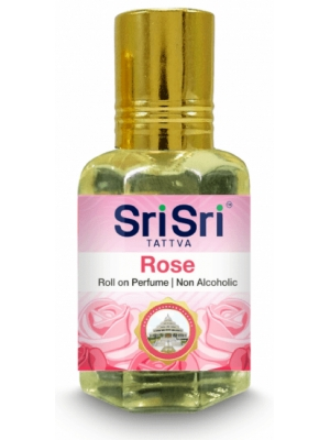 Sri Sri Rose Attar Perfume 10 ML