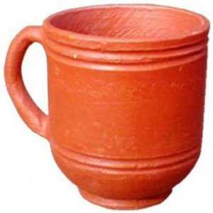 Clay Cup - Pack of 6