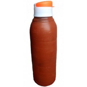 Earthen Spill Proof Water Bottle