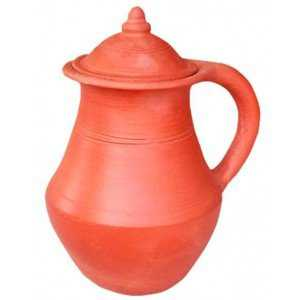 Clay Water Jug 1.25 Litre