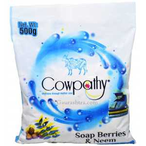 Cowpathy Detergent Powder 500 GM
