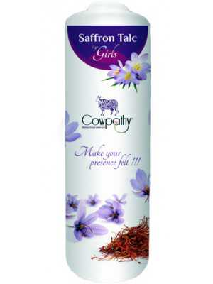 Saffron Talc for Girls 300 GM