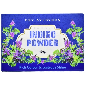 Indigo Natural Hair Colour 100 GM