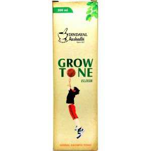 Dindayal Grow Tone Growth Tonic 200 ML