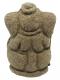 Ganesh Ji Idol made with Desi Cow Dung