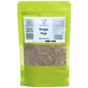 Arogya Peya Herbal Tea 200 GM