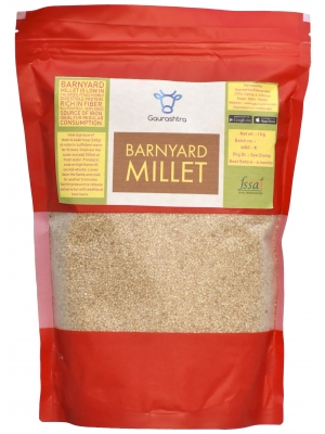 Millets - Barnyard - 1 KG