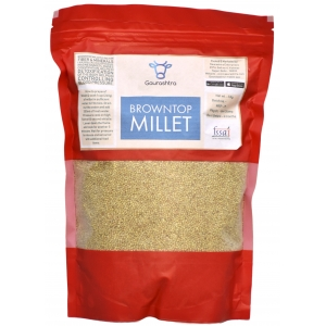 Millets - Foxtail, Little, Kodo, Barnyard & Browntop - 1 KG