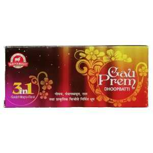Gau Prem Dhoop 24 Sticks