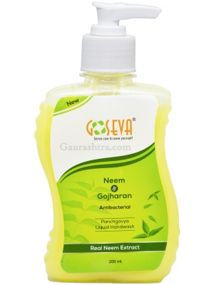 Goseva Panchagavya Neem Hand Wash 200 ML