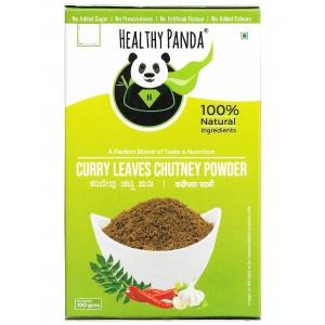 Curry Leaves Chutney Powder 100 GM