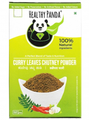 Curry Leaves Chutney Powder 200 GM + 50 GM FREE