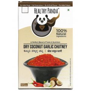 Dry Coconut Garlic Chutney 100 GM