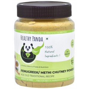Fenugreek Chutney Powder 200 GM + 50 GM FREE