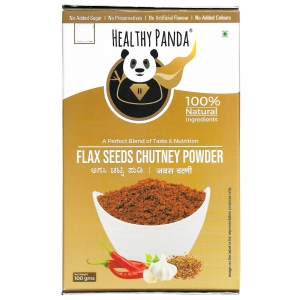 Flax / Alsi Seeds Chutney Powder 200 GM + 50 GM FREE