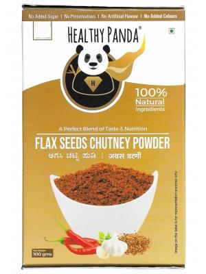 Flax / Alsi Seeds Chutney Powder 100 GM