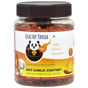 Hot Garlic Chutney 250 GM
