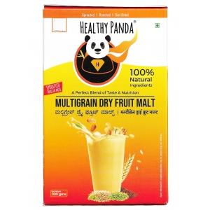 Multigrain Dry Fruit Malt 200 GM
