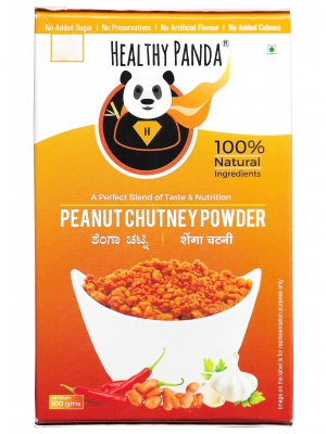 Peanut Chutney Powder 100 GM