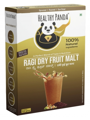 Ragi Dry Fruit Malt 200 GM + 50 GM FREE