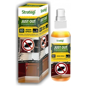 Just Out Room Spray-Herbal Cockroach 100 ML