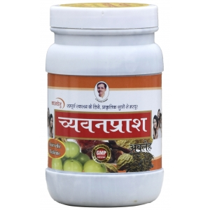 Deendayal Sugar Free Chyavanprash with Organic Amla 500 GM