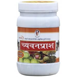 Sugar Free Chyawanprash with Organic Amla 500 GM