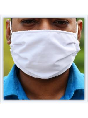 Cotton Face Mask - Large