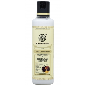 Khadi Shikakai Honey Hair Conditioner 210 ML