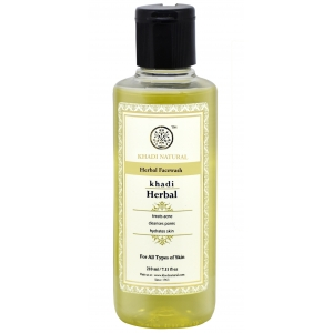 Khadi Natural Herbal Face Wash  210 ML