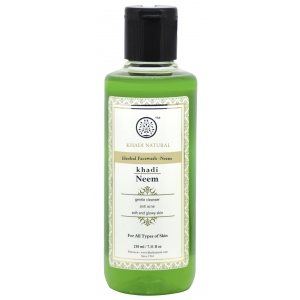 Khadi Neem Face Wash 210 ML