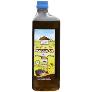 Cold Pressed Mustard Oil 1L