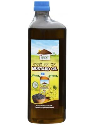 Cold Pressed Mustard Oil 1L