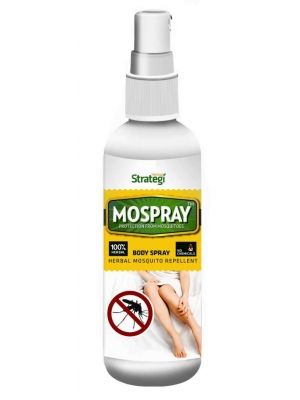 Herbal Mosquito Repellent Spray 100 ML