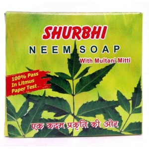 Surbhi Neem Soap with Multani Mitti 65 GM