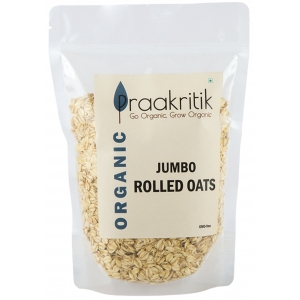 Jumbo Rolled Oats 500 GM