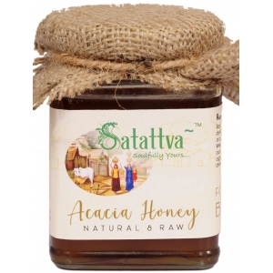 Satattva Raw Honey 300 GM