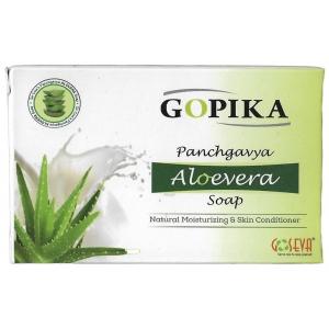 GoSeva Panchagavya  Aloe Vera Soap 75 GM