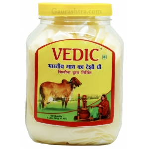 Vedic A2 Cow Ghee - 1 Litre