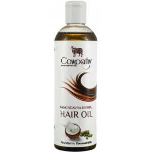 Cowpathy Panchagavya Herbal Hair Oil 200 ML