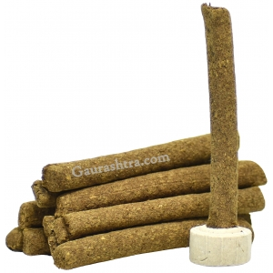 Rakshak Cow Dung Dhoop Batti - 40 Sticks
