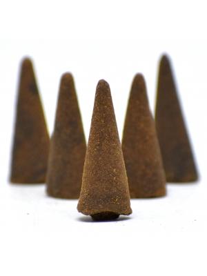 Gou Ganga Surabhi Cow Dung Dhoop - 15 Cones