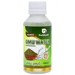 OMU Ajwain Water 100 ML