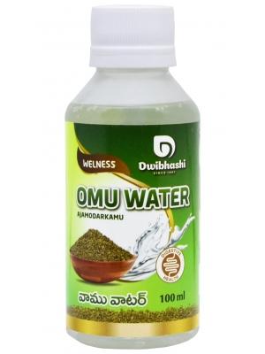 OMU Ajwain Water 100 ML