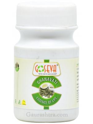 GoSeva Triphala Ghanvati - 120 Tablets