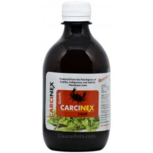 Carcinex Cancer Treatment 40 Tablets / 400 ML