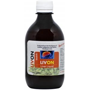 Livon Ayurvedic Liver Tonic 400 ML