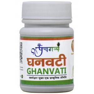 Kamdhenu Cow Urine Ghan Vati 40 GM
